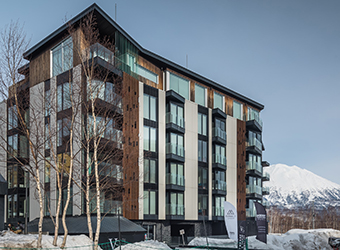 The Vale Niseko Hotel & Apartments
