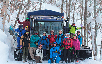 NAC: Otoe CAT Skiing - 2 day tour