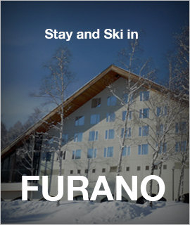 Stay and Ski in Furano