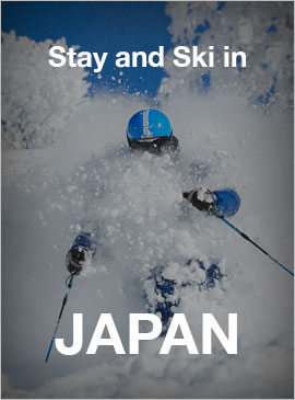 Stay and Ski in Niseko