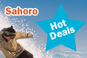 Sahoro Hot Deals